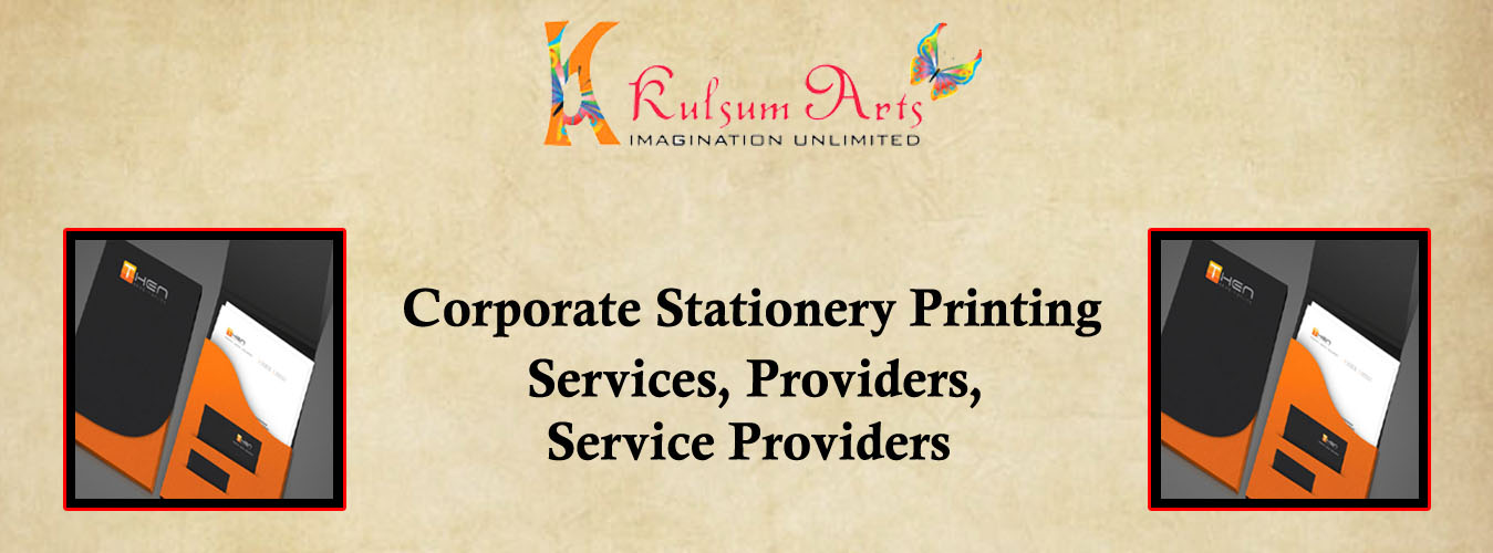 Corporate Stationery Printing
